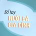 Sổ tay nuôi cá gia đình - KS. Nguyễn Duy Khoát