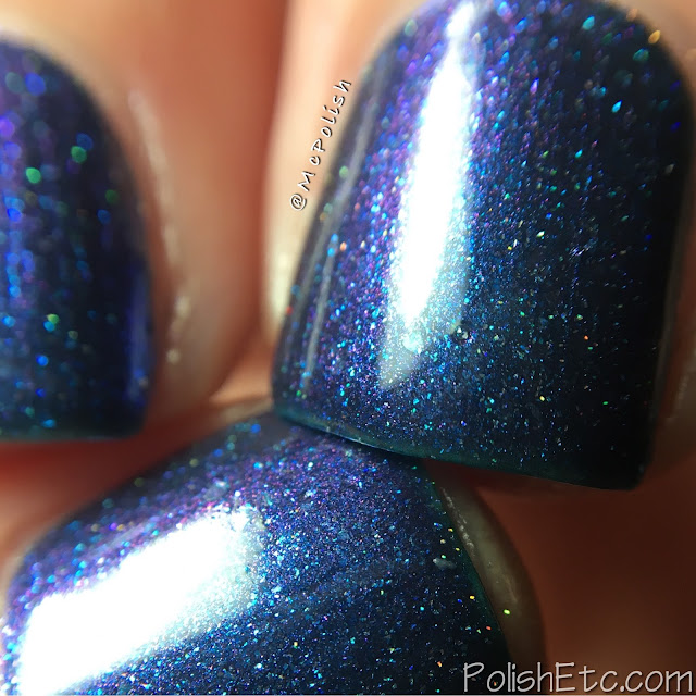 Road to Polish Con - Week 9 - McPolish - Peir-less Beauty by Girly Bits Cosmetics