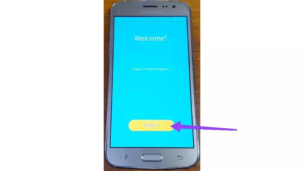 Samsung Galaxy mobile FRP Lock Bypass Without PC