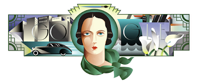 Tamara de Lempicka'nın 120. Doğum Günü