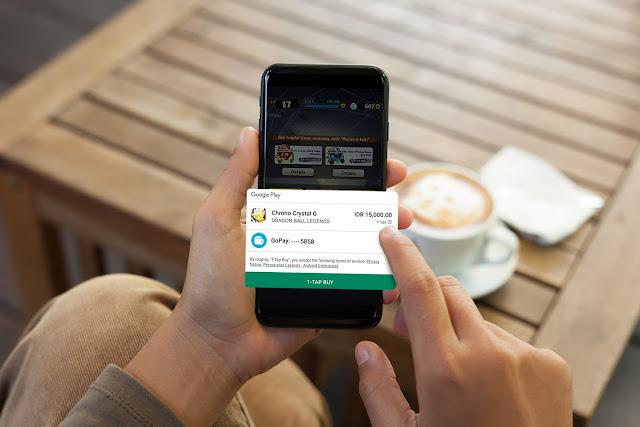 Cara Beli Aplikasi Dan Game Di Google Play Menggunakan Gopay