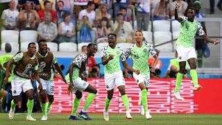 Νιγηρία - Ισλανδία 2-0 (ΤΕΛΙΚΟ) ελπίδες πλέον και η Αργεντινή