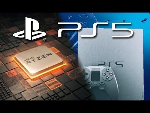 PS5 contará con un procesador AMD Ryzen con 8 núcleos y 16 hilos.