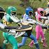 Astro de Dino Charge é visto no set de Ninja Steel