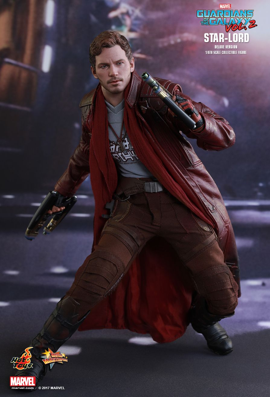 GUARDIANS OF THE GALAXY VOL.2 - STAR-LORD (Deluxe Version) 3