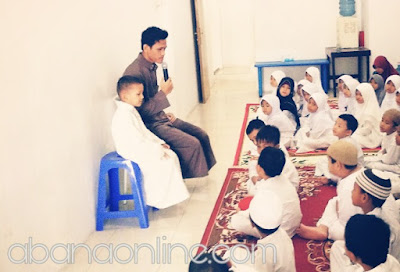 Tasmi Al Quran Hari Jumat di Kuttab al-Fatih