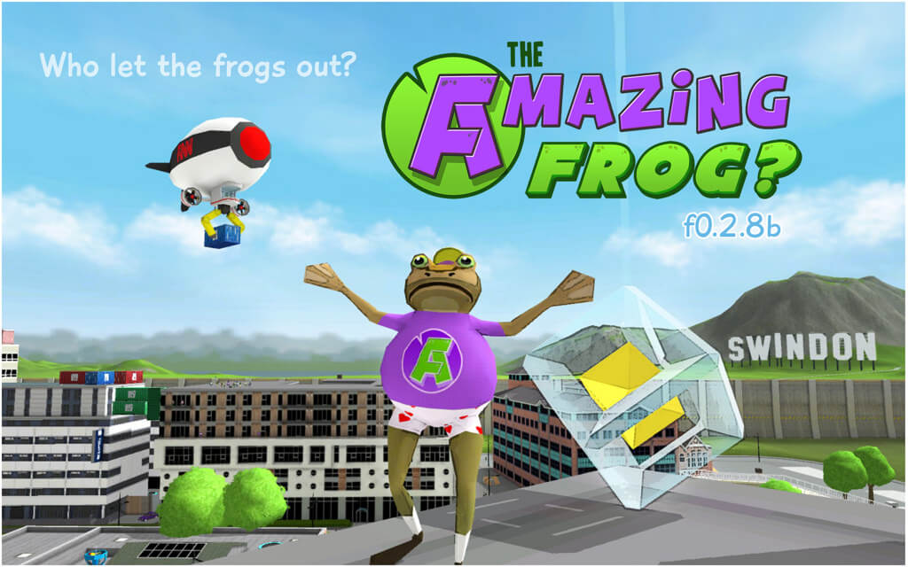 download the amazing free frog pc game