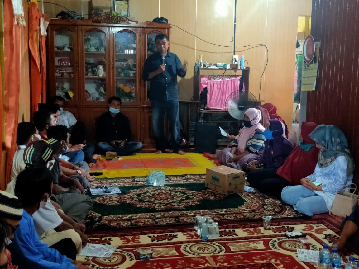 Jika Memedangkan Pilkada 2020, Rodhial Huda Janji Mengalokasikan Anggaran Bis Sekolah di Desa Tanjung Sebau dan Semedang