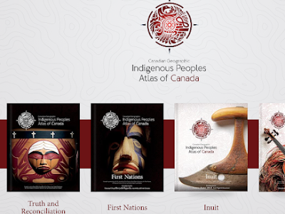 The Canadian Geographic Made  This Interactive Indigenous Peoples Atlas  Free  for Teachers