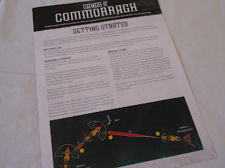 Gangs of Commorragh quick start rules