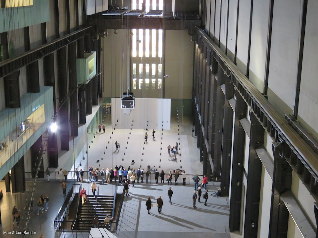 Maes Food Blog: Inside the Tate Modern
