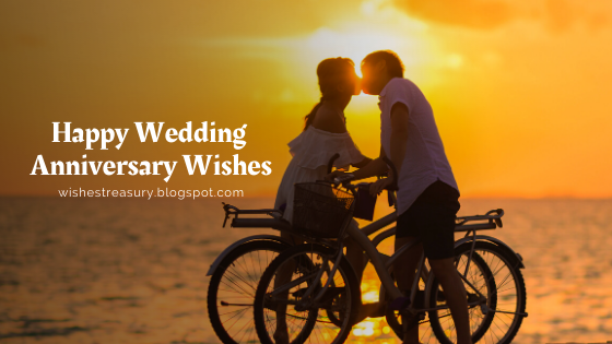 Happy Wedding Anniversary Wishes Quotations