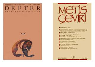 Metis Çeviri ve Defter Dergileri