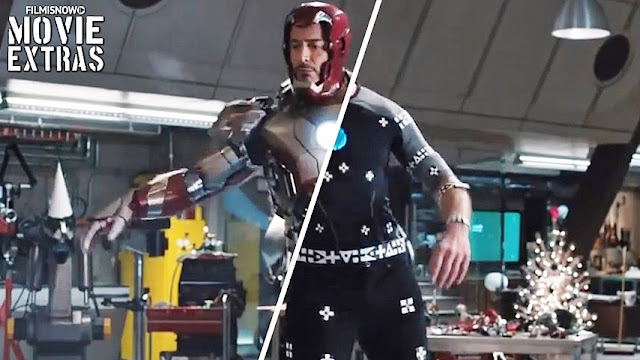 CGI Iron Man