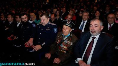 Rusiyadan gələn iki polkovnikin iştirakı ilə Yerevanda yeni ittifaq yarandı