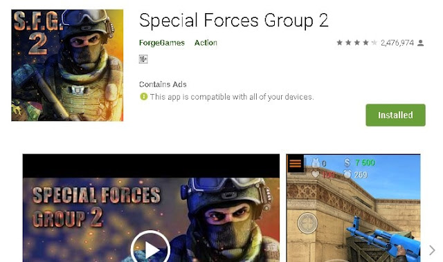offline android multiplayer games