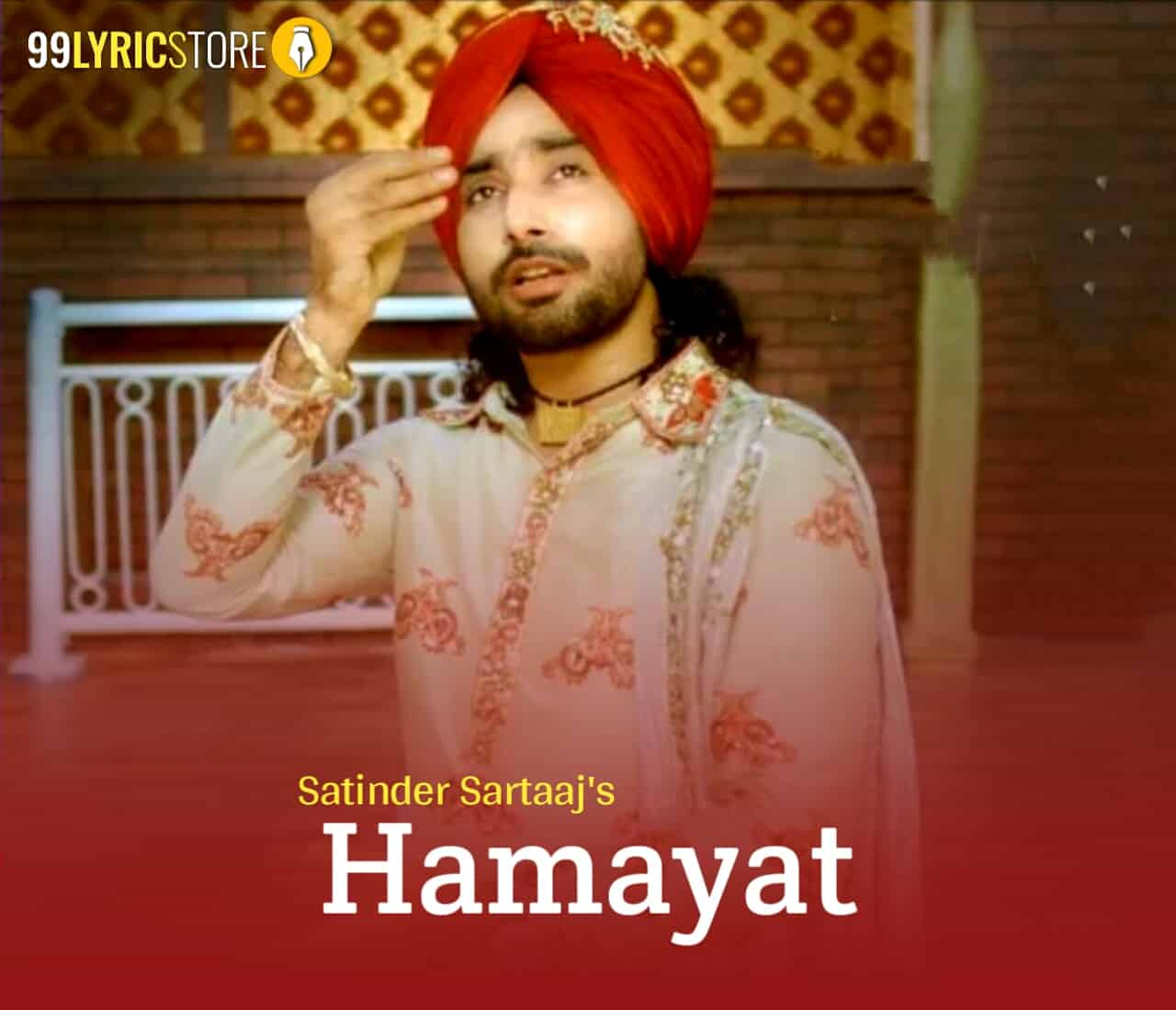 Hamayat Song Satinder Sartaaj Images
