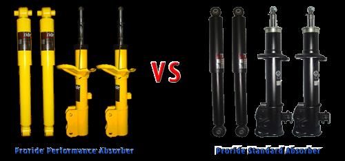 Proride Suspension System   Shock Absorber   Coil Spring
