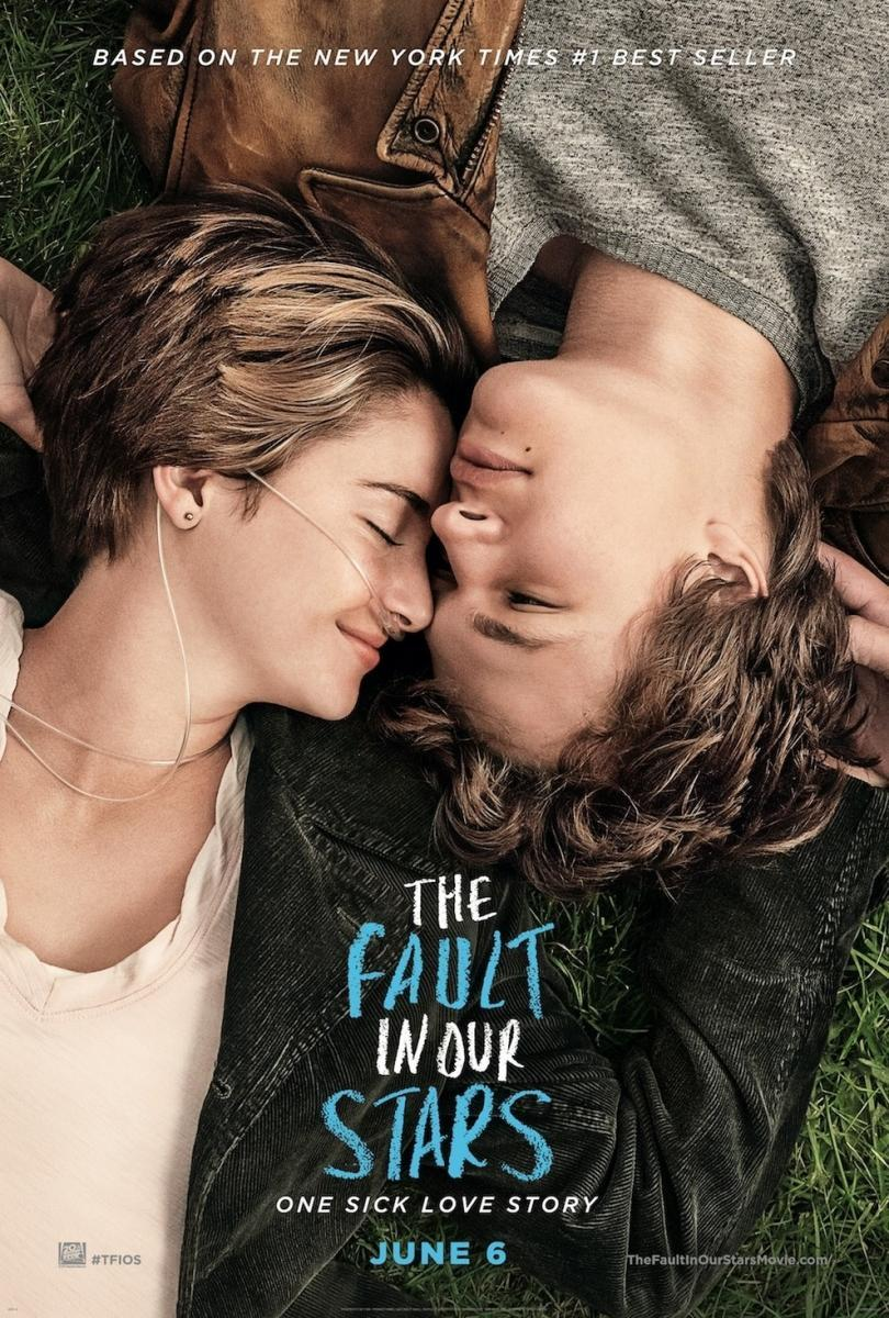 Download The Fault in Our Stars (2014) Full Movie in Hindi Subtitle ENG Audio BluRay 720p [1GB]