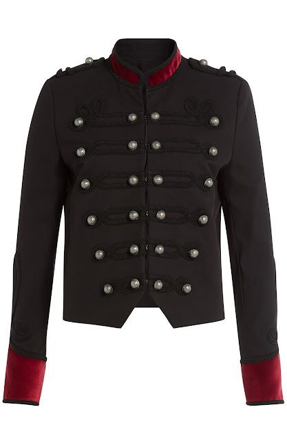 The Couples uniform style jacket