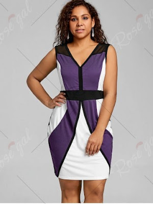 https://www.rosegal.com/plus-size-bodycon-dresses/plus-size-sleeveless-color-block-bodycon-dress-1901872.html