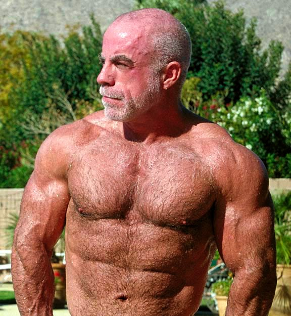 Opinion you mature bodybuilder men me, please