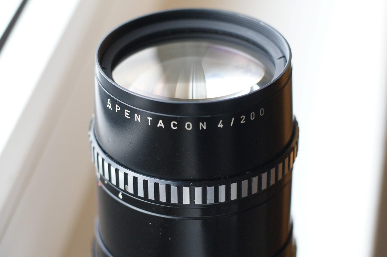 Pentacon 4 / 200