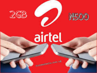 How to activate airtel 2gb for N500 2019