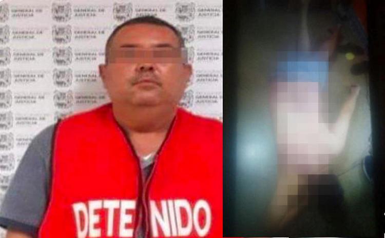 """FOTOS, Reportan la ejecución de """"El Jumex"""" en el penal de Matamoros, Tamaulipas; ex líder del CDG y ex policía ministerial."""