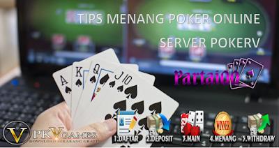 poker online server pokerv