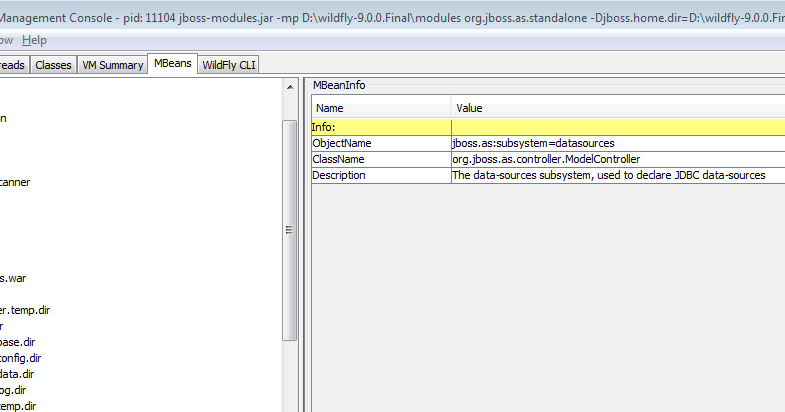 Monitoring DevOps Style With WildFly 9 And Jolokia