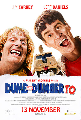 Dumb and Dumber To 2014 Dual Audio Hindi 480p BluRay 350MB