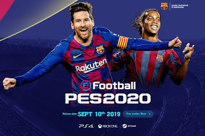 Pro Evolution Soccer 2020 (PES 2020 VERSI DEMO)