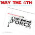 May the 4th be with you! 4x6 #LDSconf Printable