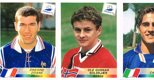 Craig Burley Scozia N.40 FRANCE 98 PANINI World Cup Panini 1998