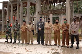 Juramadi Esram Pjs Bupati Lingga hadir di Kecamatan Selayar, Ini yang di Sampaikannya