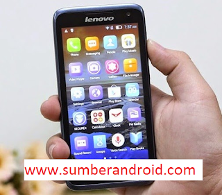 Firmware Stock Rom Lenovo A526 Original