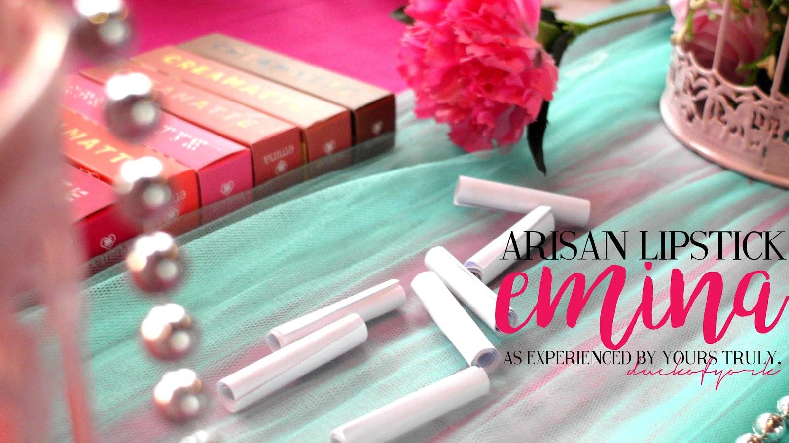 arisan lipstick emina