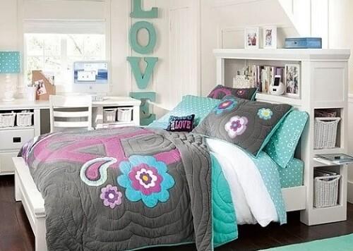 Daftar + Harga Furniture Kamar Tidur Remaja