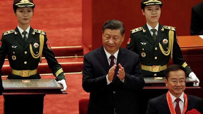 china celebra la victoria contra el coronavirus