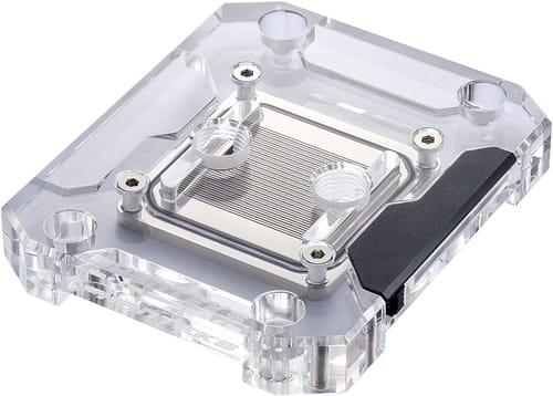 Review Phanteks Glacier C360a CPU Water Block
