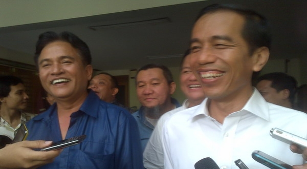 Wajar, Yusril Bela Jokowi
