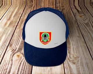 desain topi lambang logo provinsi kalimantan selatan - kanalmu