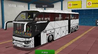 Bussid MOD Bus Srikandi Tronton