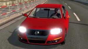 Volkswagen Passat car mod v1