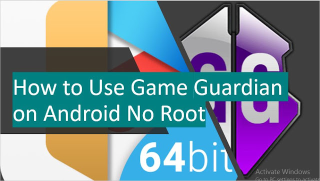 Game Guardian No Rooted