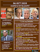 Daily Malayalam Current Affairs 06 Oct 2020