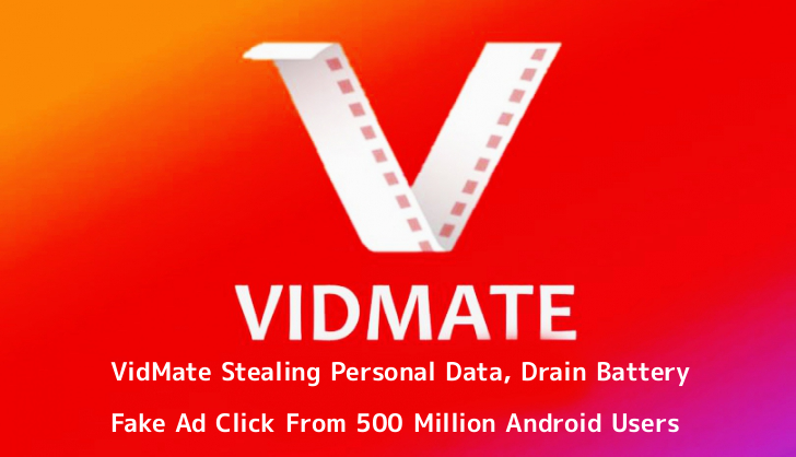 VidMate App Fake Ad Click Generate Revenue From 500M Android Users