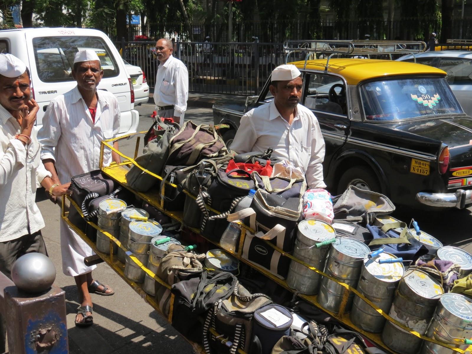 Mumbai dabbawalah
