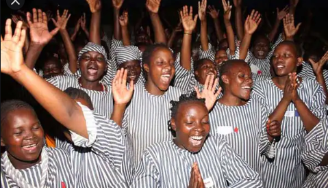Female prisoners beg for sexual intimacy in Kenya